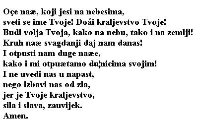 how to speak bosnian language